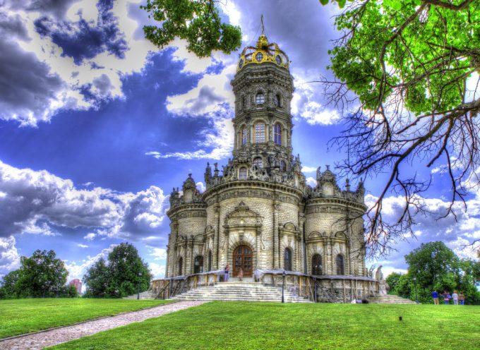 Le 7 chiese russe più strane e le loro storie