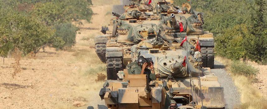 Sull'attacco turco ad Afrin