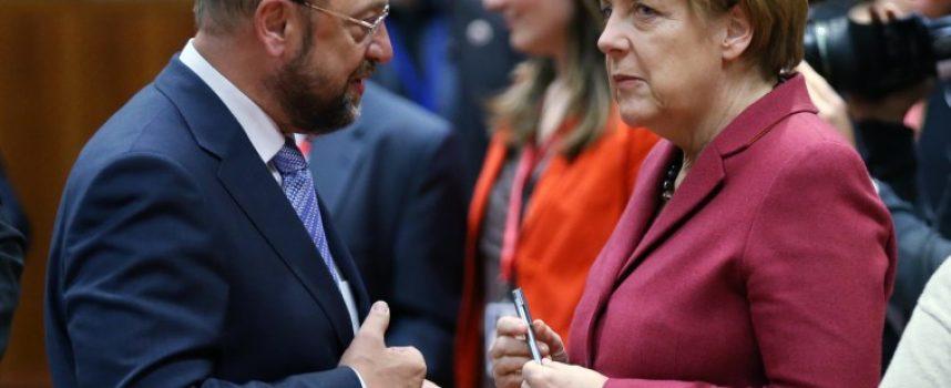 Sempre più malvista, la Merkel vacilla