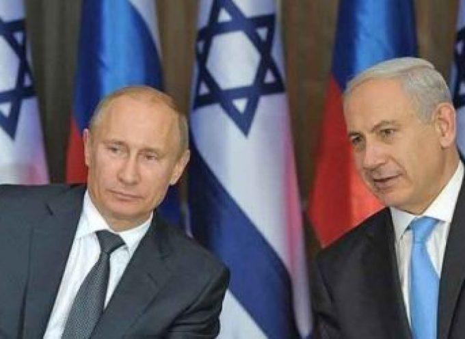 """Perché Putin sta """"permettendo"""" a Israele di bombardare la Siria?"""