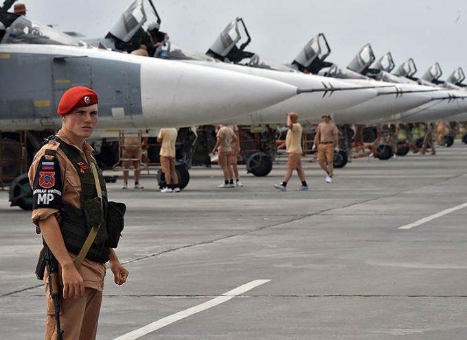 Voci su un attacco alla base aerea russa di Khmeimin in Siria – analisi iniziale (aggiornamento)