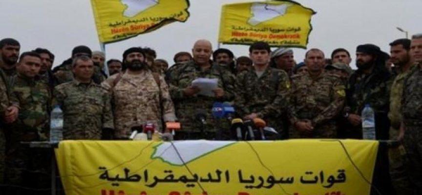 """Potrà sopravvivere un nuovo """"Stato per procura americano"""" in Siria?"""