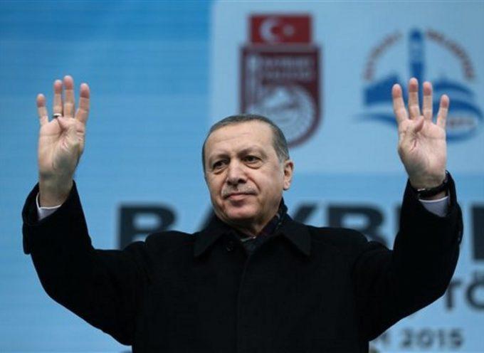 La trappola karmica di Erdogan