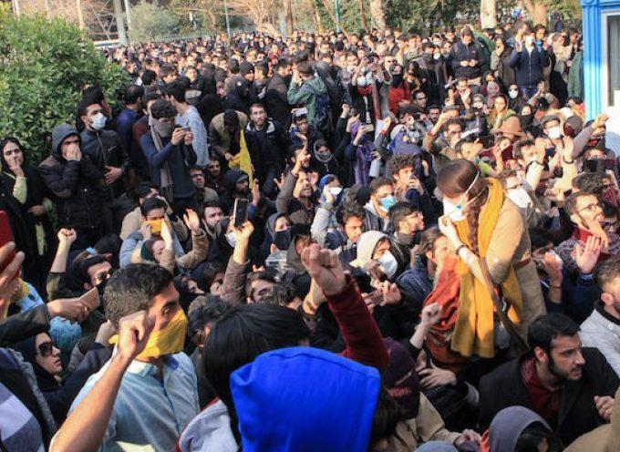 Le proteste in Iran