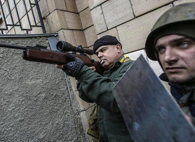 Il massacro del Maidan, gli ordini dell'esercito statunitense erano di fomentare il caos