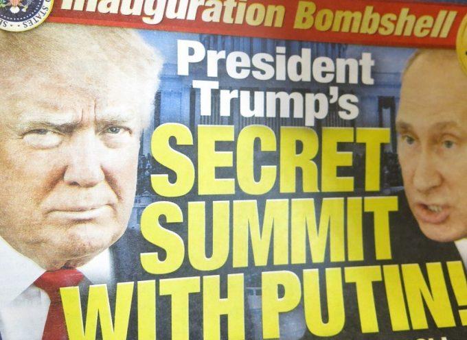 Le prove ancora inesistenti del Russiagate