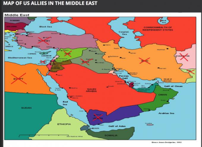 La politica statunitense nel Levante, i curdi e la Turchia