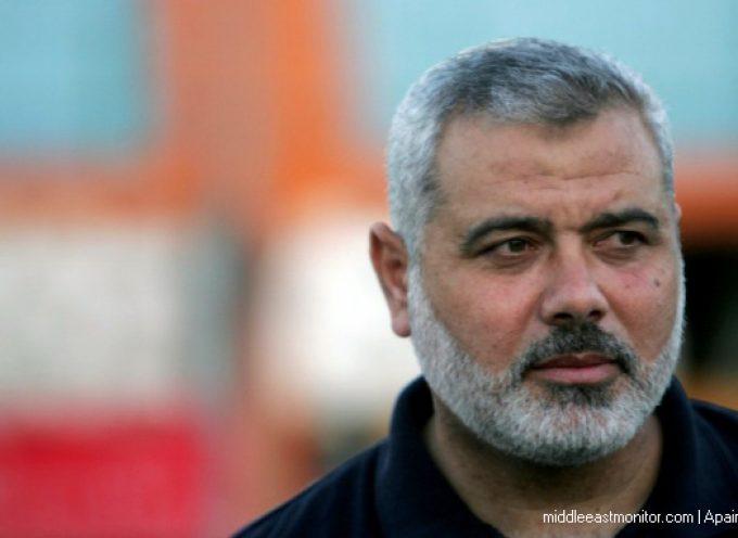 Il leader di Hamas è un terrorista?