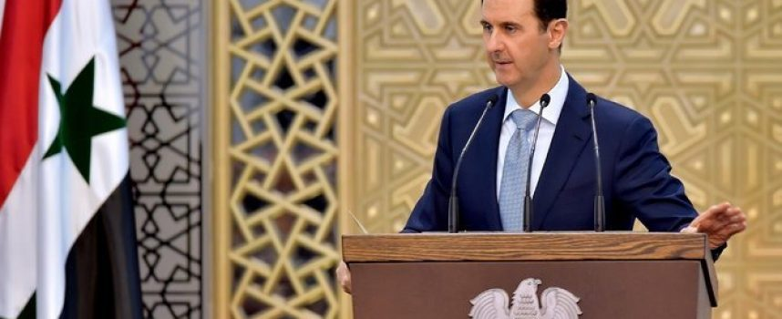 Assad e la guerra in Siria