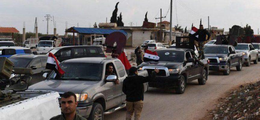 Le prime truppe lealiste sono arrivate ad Afrin, cos'è la Brigata Liwa al Baquir