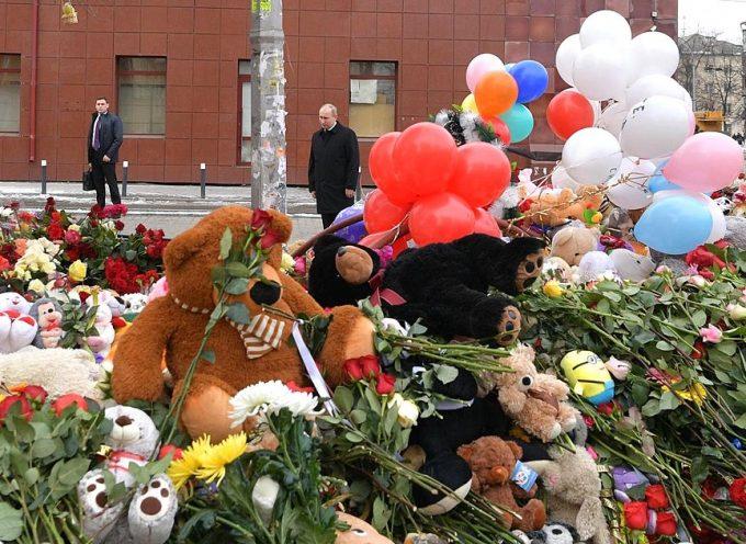 Kemerovo e i Gironi dei Malvagi