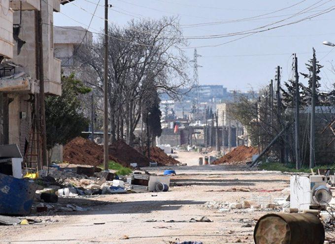 L'attacco dell'ISIS ad Al Qadam