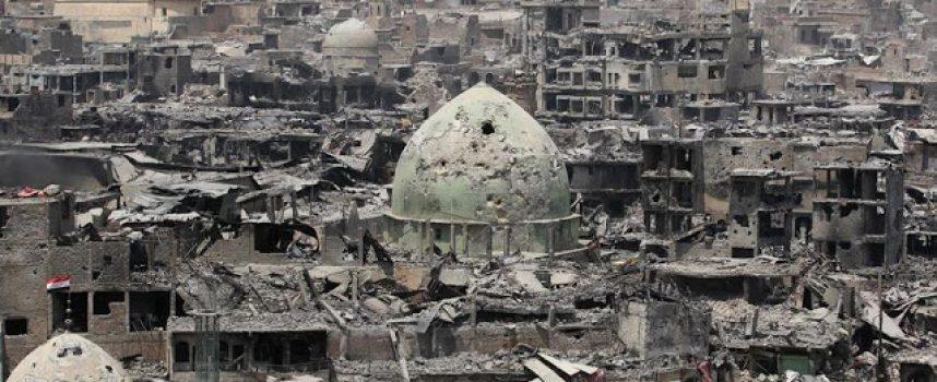 Gli Stati Uniti vogliono gli sponsor dell'ISIS per ricostruire l'Iraq