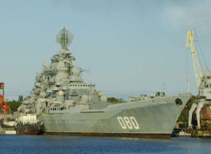 Marina russa: problemi con l'ammodernamento delle navi sovietiche