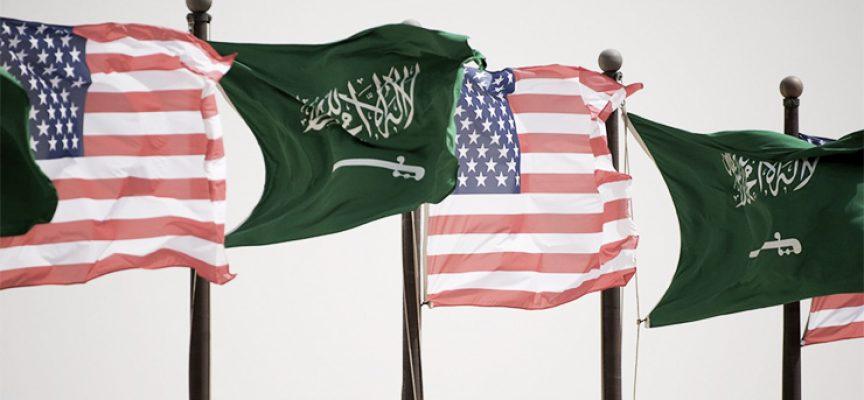 L'azienda del terrore di Washington e Riad