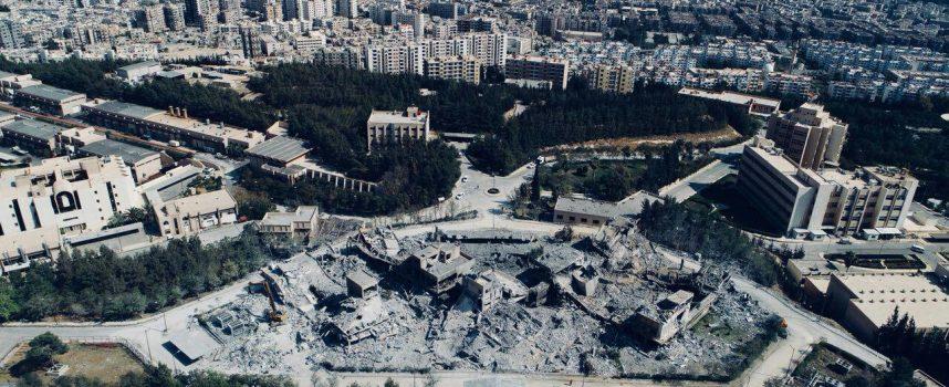 Messaggio dalla Siria