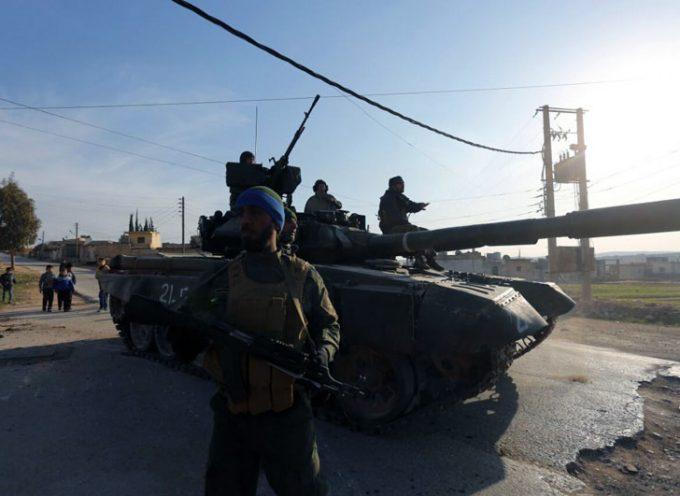 Siria e Iraq – gli USA coccolano l'ISIS – i piani per la battaglia finale sono altri