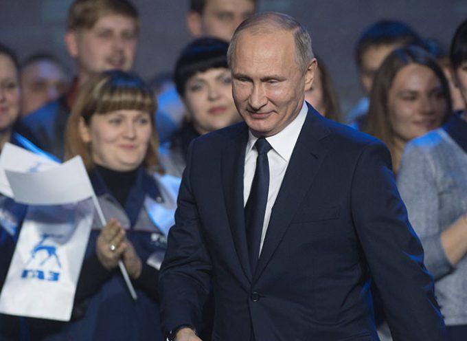 I media occidentali si scagliano contro Putin dopo il suo trionfo elettorale
