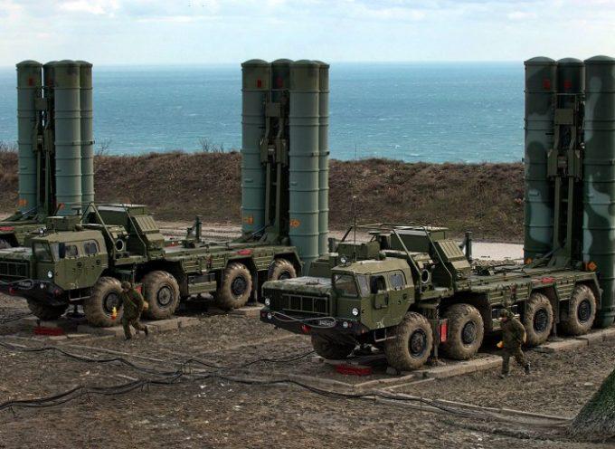 L'India preferisce i sistemi russi S-400 al bidone americano Patriot