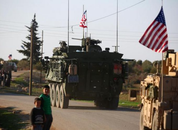Giocando alla guerra in Siria