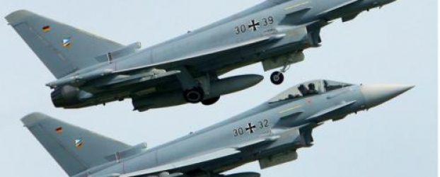 L'Aeronautica tedesca ha solo quattro caccia pronti al combattimento in caso di emergenza