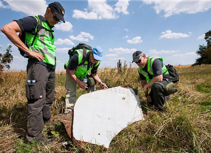 L'indagine su MH17 segue lo stesso schema del processo sull'avvelenamento Skripal