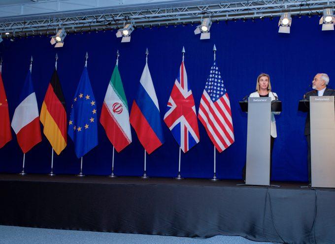 L'accordo sul nucleare con l'Iran
