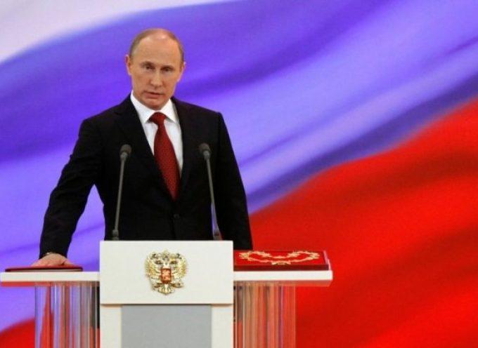 Tutti gli occhi del mondo sono puntati sul presidente russo Vladimir Putin