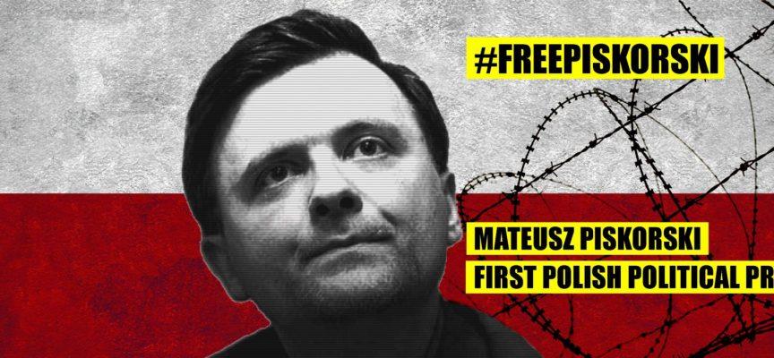 L'ONU chiede alla Polonia di rilasciare il prigioniero politico Mateusz Piskorski
