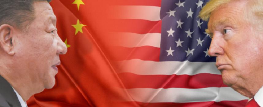 La rappresaglia della Cina in risposta all'imposizione dei dazi Americani