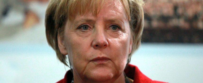 La stella della Merkel si offusca