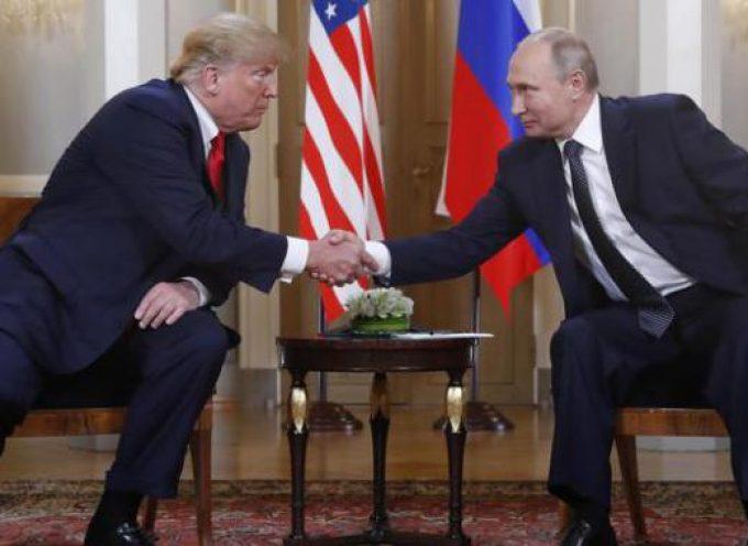 La visione della Russia in Occidente