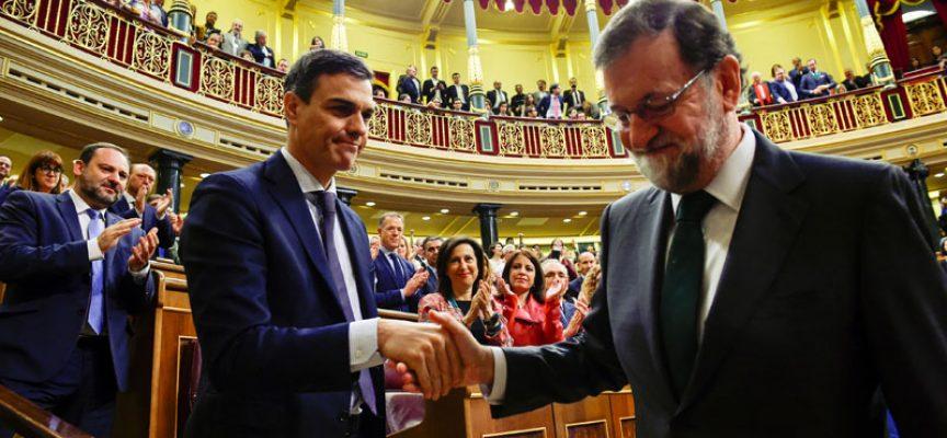 Il Partito Socialista spagnolo prepara nuove misure di austerity, e aumenta le spese militari