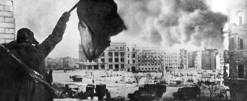 La Germania fu sconfitta sul fronte orientale, non in Normandia