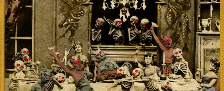 La furia barbarica sul cimitero dell'Europa