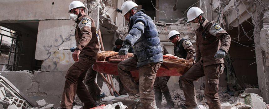 Gli Stati Uniti riprendono ufficialmente i finanziamenti per i Caschi Bianchi in Siria