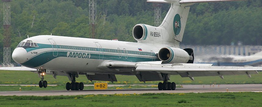 Come un uomo ha salvato inconsapevolmente tutti i passeggeri di un Tu-154 da morte certa