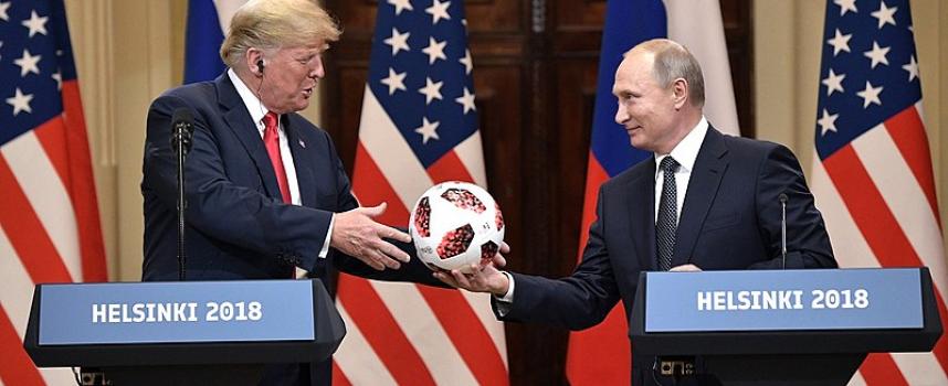 Il summit Putin-Trump a Helsinki: l'azione è nella reazione