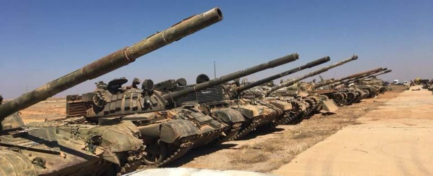 Accordi a Daraa