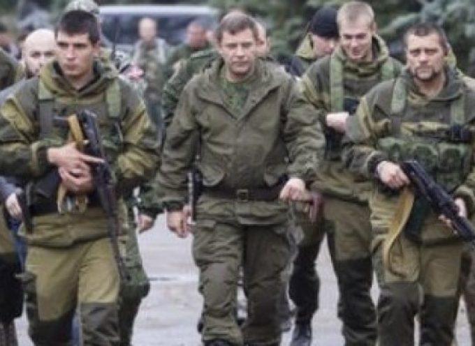 Attentato a Donetsk, muore il Presidente Alexander Zakharchenko