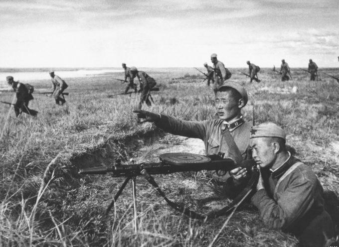 Nel 1938 Russia e Giappone combatterono una grande guerra di confine non dichiarata dove Žukov salì alla ribalta per la prima volta