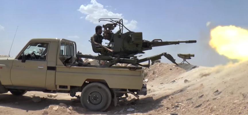 Dopo Daraa – l'Esercito si sposta a nord, mentre Washington vacilla