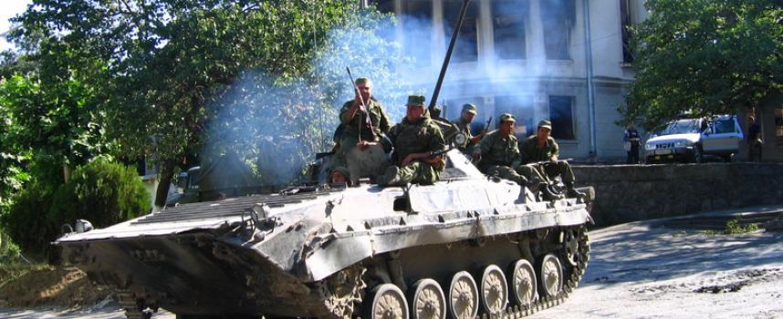 10 anni fa la Georgia iniziò la guerra con la Russia