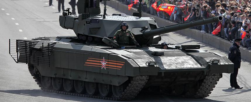 Dare un senso ad alcune voci sugli aerei, i carri armati e le portaerei russe