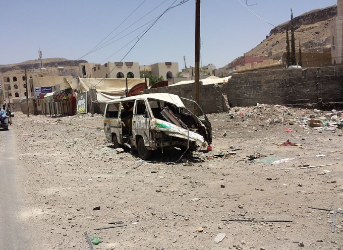 Gli USA sono complici del massacro di bambini in Yemen