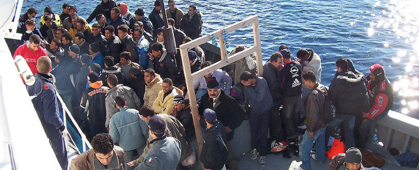 Il governo tedesco lancia il sistema dei campi per i rifugiati