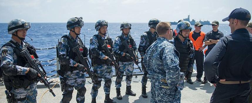 La Cina sta aumentando gli sforzi mirati a combattere il terrorismo internazionale
