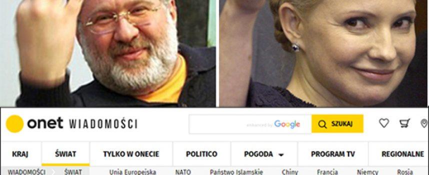 Incontro segreto a Varsavia tra Julija Tymošenko e Ihor Kolomojskij – Nuovo piano per l'Ucraina, più guerra con la Russia