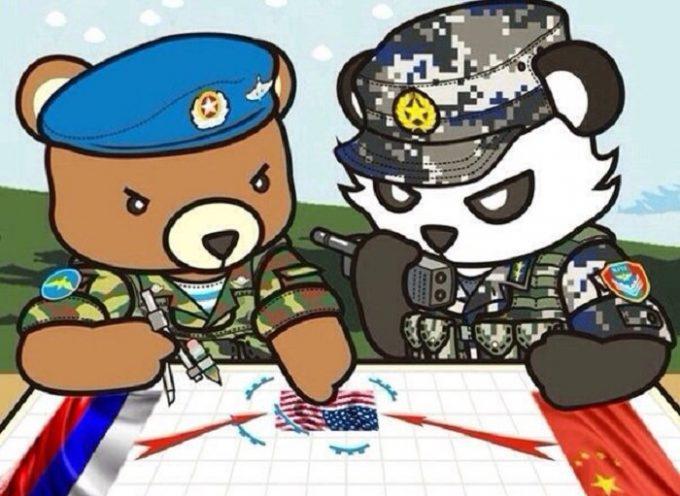 Esercitazione militare congiunta sino-russa