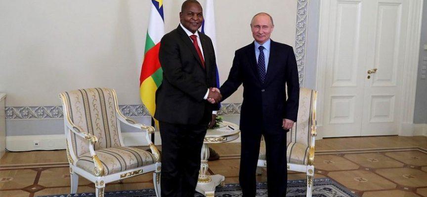 Russia e Repubblica Centroafricana firmano un nuovo accordo di cooperazione militare